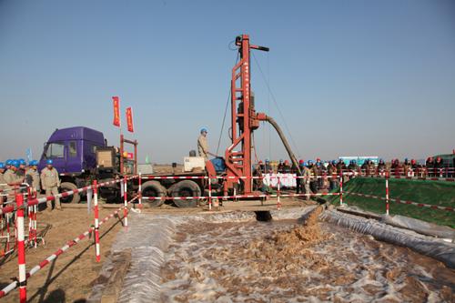 锡盟—泰州特高压直流输电线路工程(河北段)开工